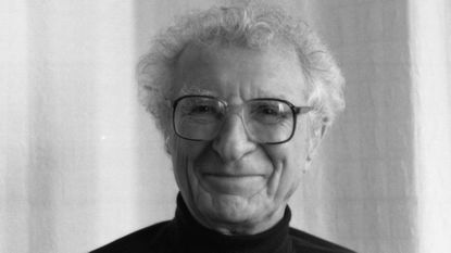 "Sheldon Harnick, lyricist of ""Fiddler on the Roof."""