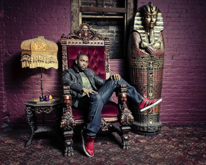 'SNL' star Jay Pharoah stands up and delivers