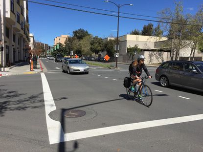 Want a bike lane in your neighborhood? It's not so simple in California