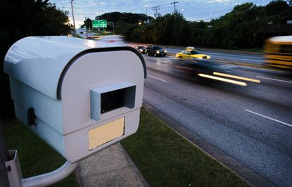 City official says speed-camera radar 'not 100% accurate'