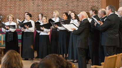 Columbia Pro Cantare will perform on Oct. 20.