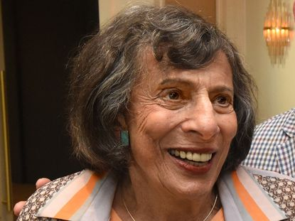"""Sue Hess was called """"the grandmother of arts advocacy."""""""