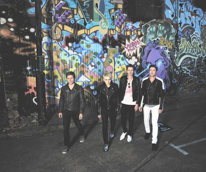 "Duran Duran released its 14th studio album, ""Paper Gods,"" in 2015."