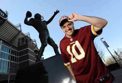 Hailing the Redskins and Ravens (plus Nats and O's, too)