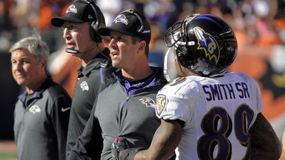 After loss to Bengals, Ravens facing key game against Steelers on Sunday