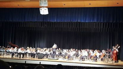 Elementary, middle, high school students will join for string extravaganza