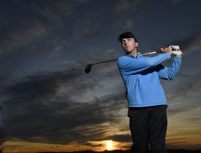 Westminster junior Aaron Sorkin is the 2019 Carroll County Times Golfer of the Year.