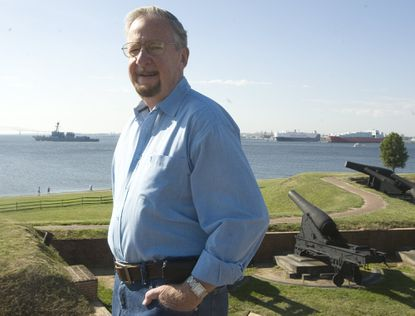 Alan Walden, a past president of the Baltimore Council of the Navy League of the United States, is seeking the Republican nomination for Baltimore mayor.