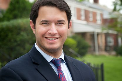 "Isaac ""Yitzy"" Schleifer represents Baltimore's 5th District on the City Council."