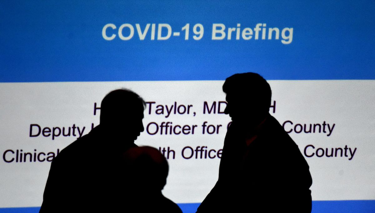 Carroll County adds 8 COVID-19 cases, keeping pace for week-over-week decline