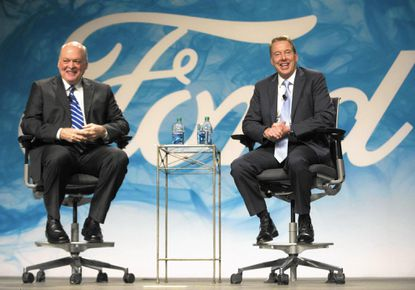 Executive shakeup at Ford to reinvent what it means to be an automaker