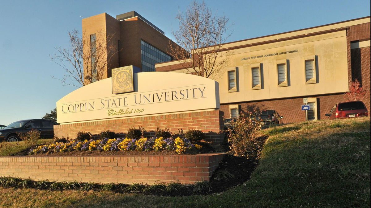 Coppin State University >> Newly Formed Search Committee For Next Coppin State