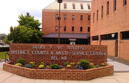 Seven names have been submitted to Gov. Martin O'Malley for consideration for Harford District Court judge. The courts are in the Mary E.W. Risteau District Court building in downtown Bel Air.