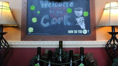 South Carroll: Five-course wine tasting/tapas at the Cork