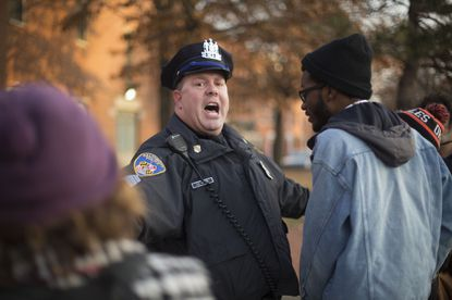 With more officers and accusations of hostility, are the police department and protesters entering a new stage?
