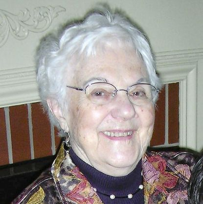 Agnes E. May, a homemaker and volunteer, died of congestive heart failure at St. Joseph Medical Center. She was 88.