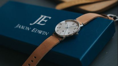 Men's watches will be the main focus of Jaxon Edwin, a store, coffee bar and barber shop coming to Main Street in Ellicott City.