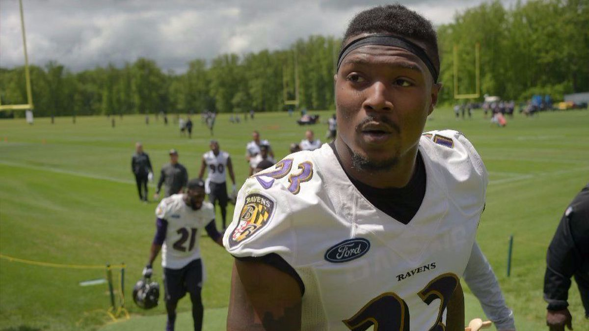 New Ravens safety Tony Jefferson plays with chip on shoulder from ...