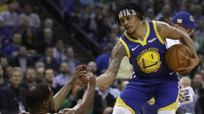 Calvert Hall grad Damion Lee intent on carving out role with Golden State Warriors