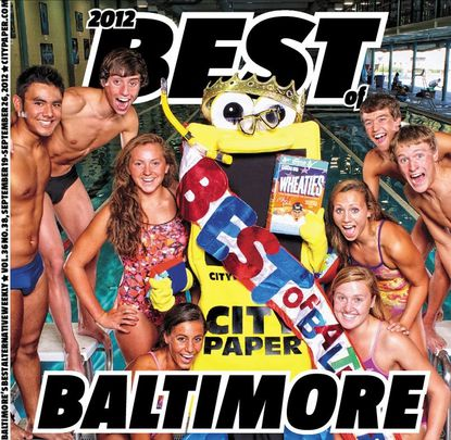 Best of Baltimore 2012