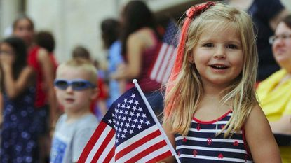 The Towson Fourth of July parade is set for 10:30 a.m. Tuesday, one of many parades scheduled in the Baltimore area.