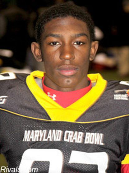 Meet the Recruit: Terps wide receiver commitment Levern Jacobs