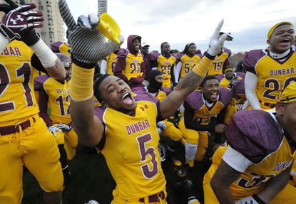 21-year-old former Dunbar football player killed in Northeast Baltimore