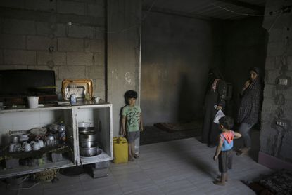 As U.S. aid dries up, Gaza families pushed deeper into poverty: 'Death is better than this life'