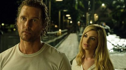 'Serenity' review: Matthew McConaughey and Anne Hathaway, wastin' away in Margaritaville
