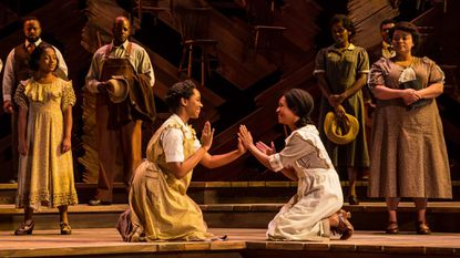 Acclaimed, pared-down version of 'The Color Purple' to launch national tour in Baltimore