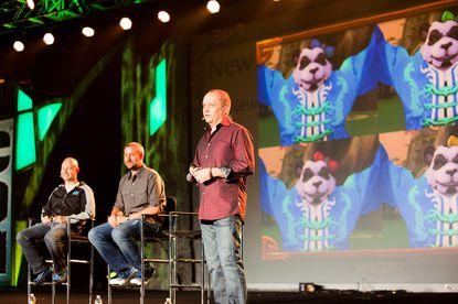 """World of Warcraft"" Lead Systems Designer Greg Street addresses fans at BlizzCon 2011."