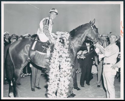 Catching Up With ... 1960 Preakness winner and Hall of Fame jockey Bobby Ussery