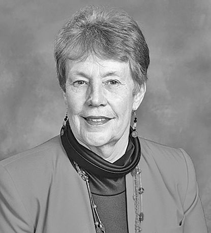 """Paula Montgomery """"was a fierce proponent of equality in access to information,"""" her sister said."""