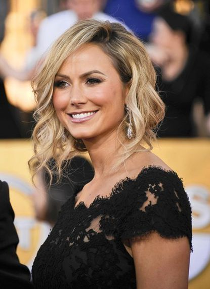 How desirable is Stacy Keibler? Plenty!