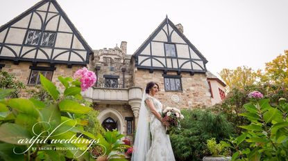 """The Cloisters, also known as """"The Cloisters Castle"""" —a historic home located in Lutherville — is giving one couple a chance to host their wedding day at the 1932 venue free of cost, according to a recent release."""