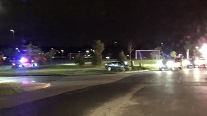 Police are asking the public for any information regarding a homicide in the parking lot of Edgewood High School Friday night.