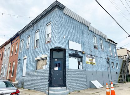 Wacky Waffles Cafe is expected to open its first brick-and-mortar location in Patterson Park this fall - Original Credit: Handout