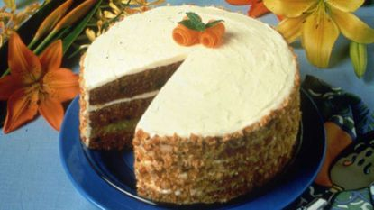 Spring, or maybe it's Easter, often makes many of us think of carrot cake.
