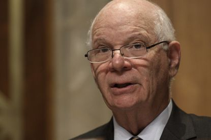 Senate Foreign Relations Committee member Sen. Benjamin Cardin, D-Md.