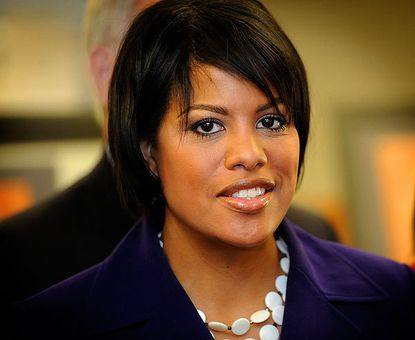 """A small circle of city employees, business leaders, campaign donors and family members counted among guests of Baltimore Mayor Stephanie Rawlings-Blake in the city's private skybox at M&T Bank Stadium. <a href=""""http://www.baltimoresun.com/news/maryland/politics/bal-md-srb-ravens-invites-pg,0,7416427.photogallery"""">See pictures of the guests here.</a>"""