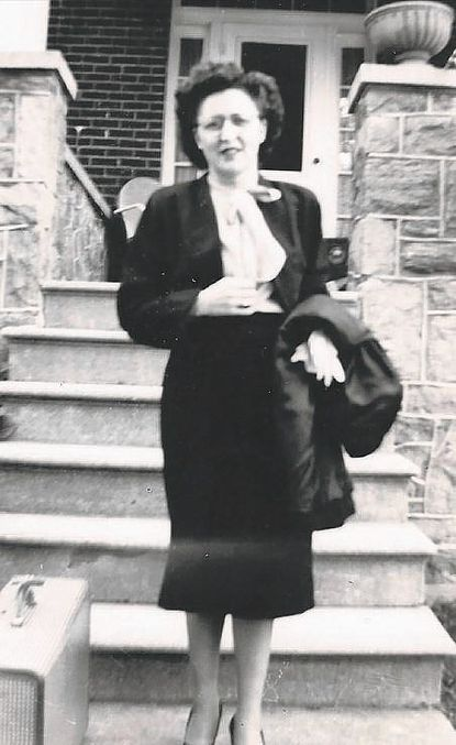 """Elizabeth Andreanna """"Libby"""" DiNardo died May 28, at Gilchrist Hospice Center in Towson from complications of a broken hip. She was 92."""