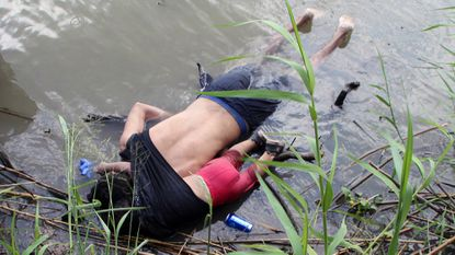 Images that change how America thinks: Can a photo of a drowned father and daughter shift the immigration debate?