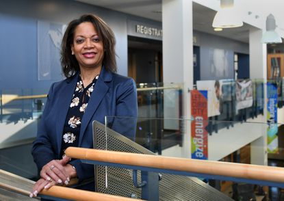 Three Things to Know: Dr. Theresa B. Felder, the new president of Harford Community College.