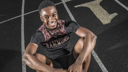 Hammond's Damon Brockenberry is the Howard County boys track Athlete of the Year.