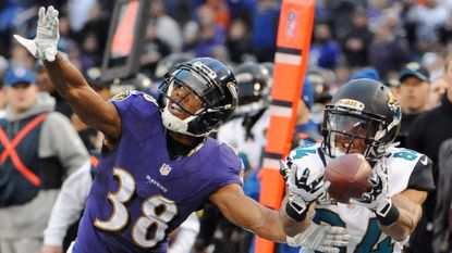 Ravens cornerback Rashaan Melvin is expected to get his first NFL start on Sunday.