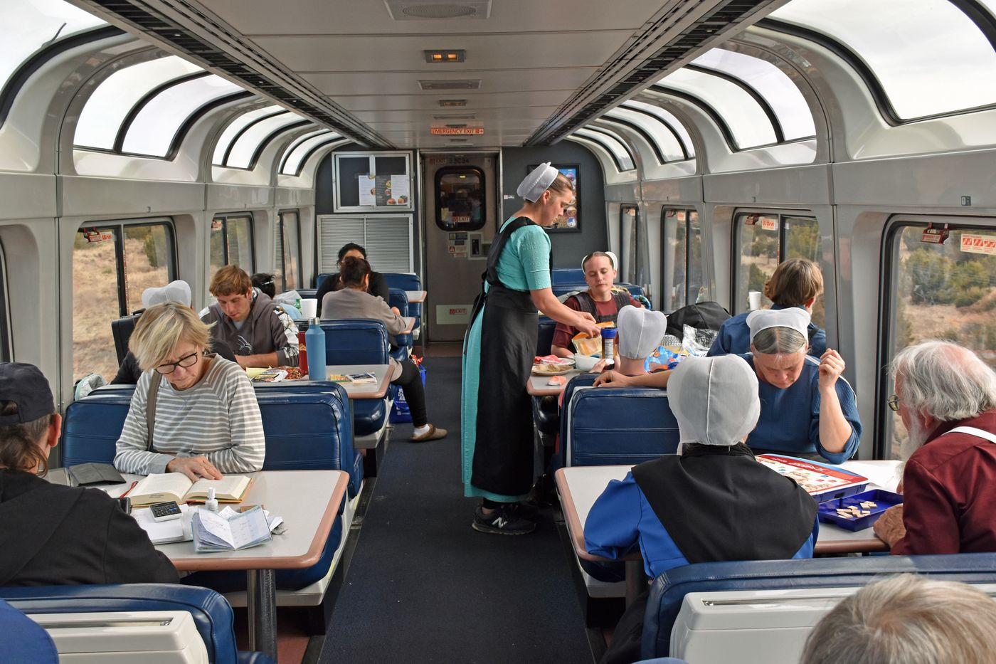 Amtrak - Southwest Chief - Chicago to Los Angeles