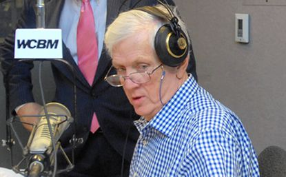 """Thomas A. """"Tom"""" Marrwasa longtime WCBM-AM radio talk show host known for his conservative stance and recalled for his days as an Orioles play-by-play announcer."""