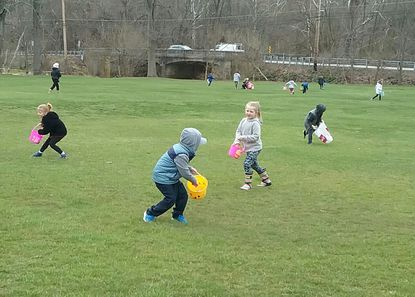 The Silver Run/Union Mills Lions Club plans to run its annual Easter Egg Hunt on April 11 at noon in the Silver Run/Union Mills Lions Club Park.