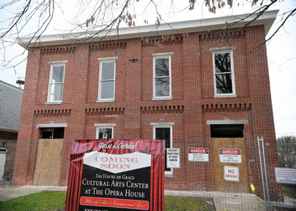 The city of Havre de Grace will borrow $2.1 million to finish renovating the Opera House, repair its water plant and raise water and sewer fees again, under Mayor Bill Martin's proposed FY 2017 budget that was submitted to the City Council earlier this week.