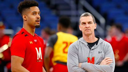 Mark Turgeon on making Maryland 'Point Guard U,' future of Georgetown series, more